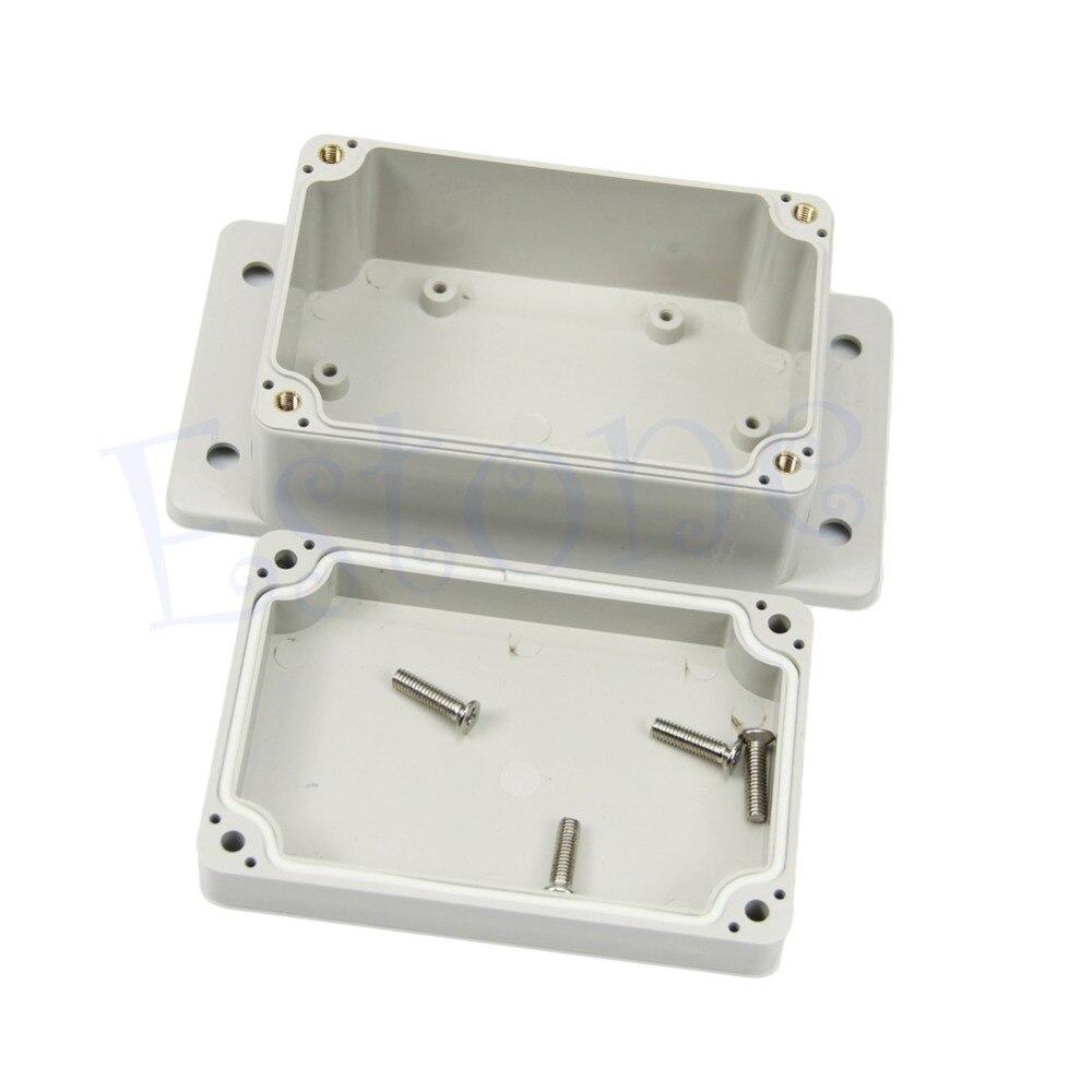 Новый водонепроницаемый IP66 Пластиковый корпус для электронной проектной коробки 3,94