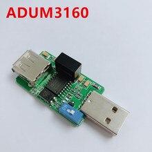 Nouveau isolateur USB ADUM3160/USB vers usb/plaque de protection de couplage industriel Module ADUM3160/ADUM4160, avec coque