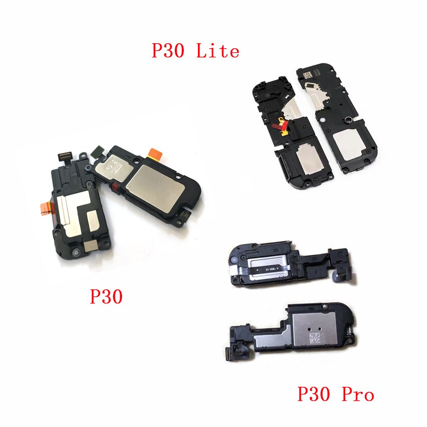 Para Huawei P30 P30 Pro P30 Lite altavoz Buzzer Ringer Cable flexible conjunto de altavoz