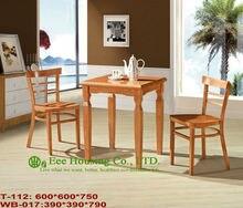 Chaise de Table luxueuse en bois massif   Meuble de Table à manger, de style luxueux, avec chaises et mobilier de maison, de style
