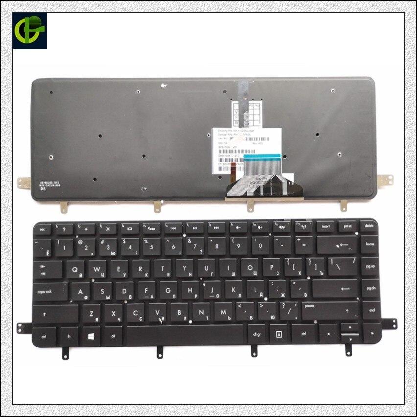 Русский клавиатура с подсветкой для hp Spectre XT TouchSmart Ultrabook 15-4000 15-4010NR 15-4011NR 15 15 T 4000 RU Ноутбук