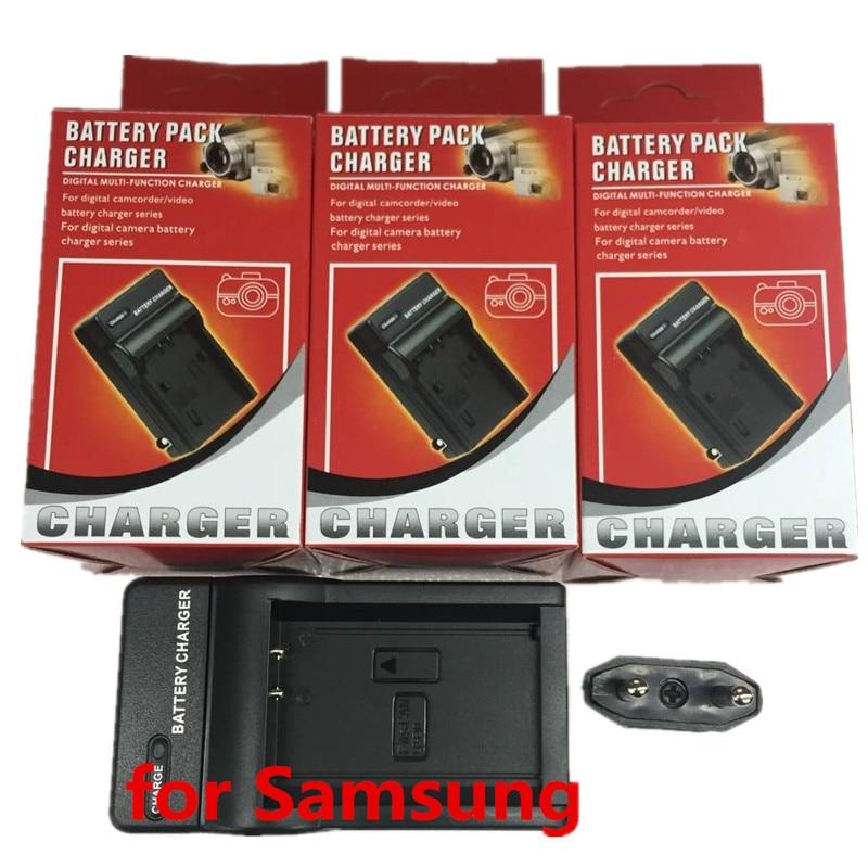 SLB-0837 SLB0837 Cargador de baterías de litio SLB 0837 cargador de batería para cámara digital/asiento para Samsung Digimax i6 i50 L60 NV3 NV7