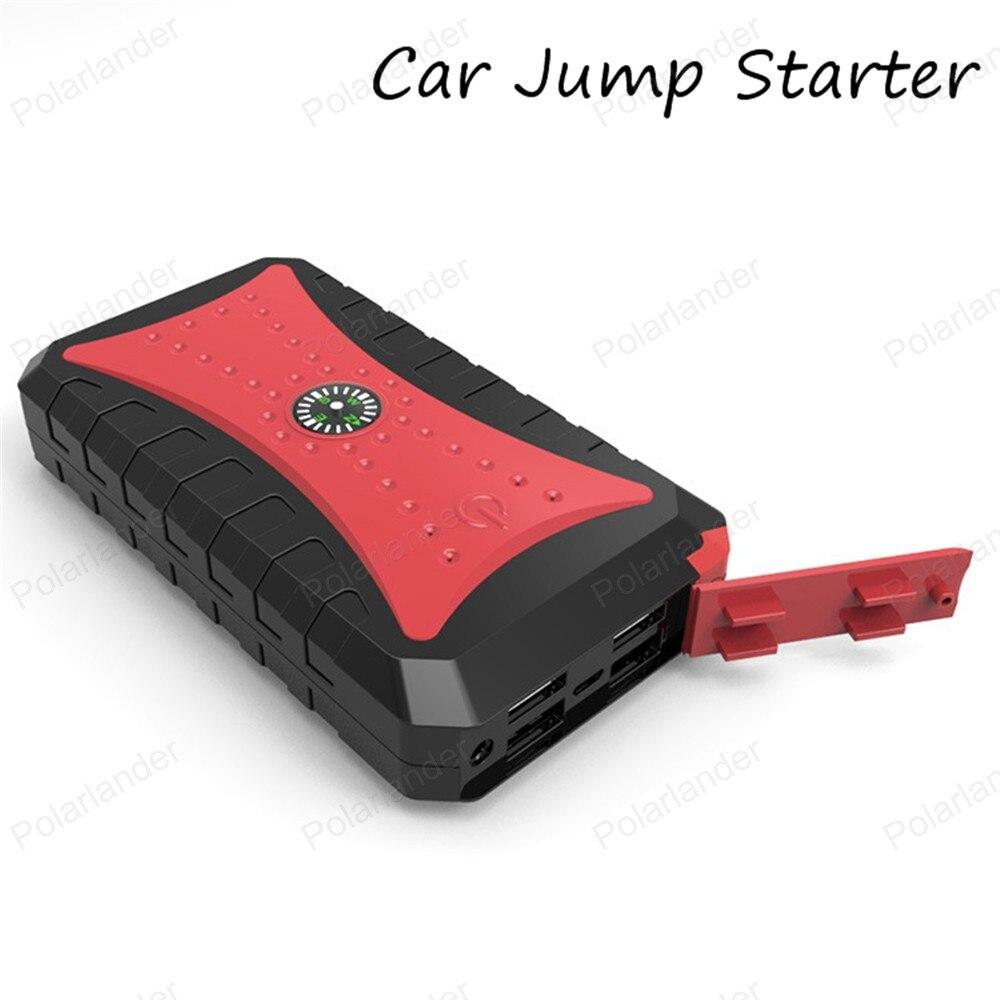 Super 50800 mah carro jump starter motor automático eps fonte de bateria início emergência portátil carregador do telefone móvel banco energia