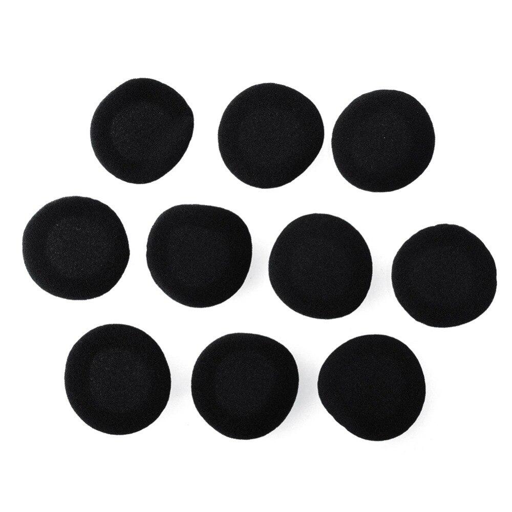 10 stücke 50mm Schaum Ohr Pads Schwamm ohrpolster Für Sennheiser PX100 80 px200 KOSS Porta Sporta Pro Ksc 35 75 AKG Kopfhörer kopfhörer