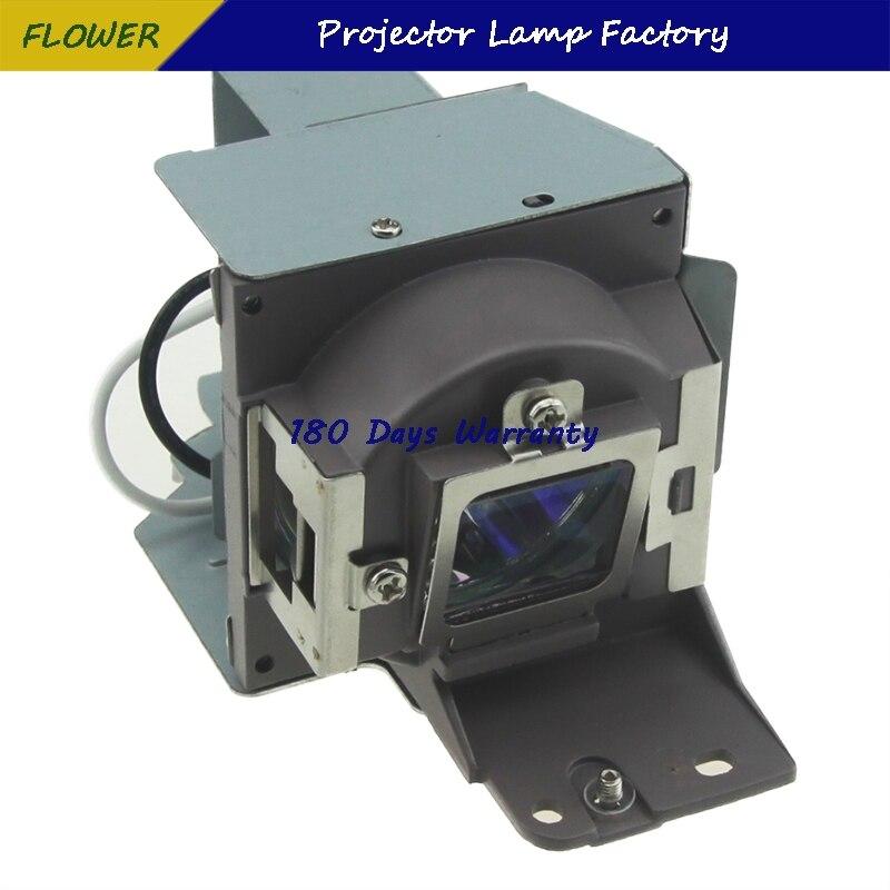 Сменная прожекторная лампа 5J.J5205.001 с корпусом для BENQ MS500/MS500 +/MS500P/MS500-V/MX501/MX501V/MX501-V/TX501
