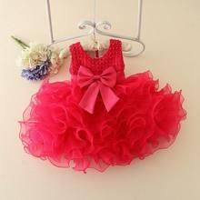 Boutique filles robes pour fête de mariage soirée formelle romantique violet perles fleur fille Tutu robe danniversaire 1-5T E026