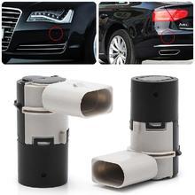 PDC Parking Sensor Fits For Audi   Seat For Skoda Sharan A3 A6 7M3919275A 4B0919275A high quality PDC Sensor Drop shipping