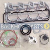 Engine Full Gasket Kit for Yanmar 4TNE98 Komatsu Skid Steer SK09J-2 Backhoe WB70A-1 Forklift FD20TH FD30H XD30