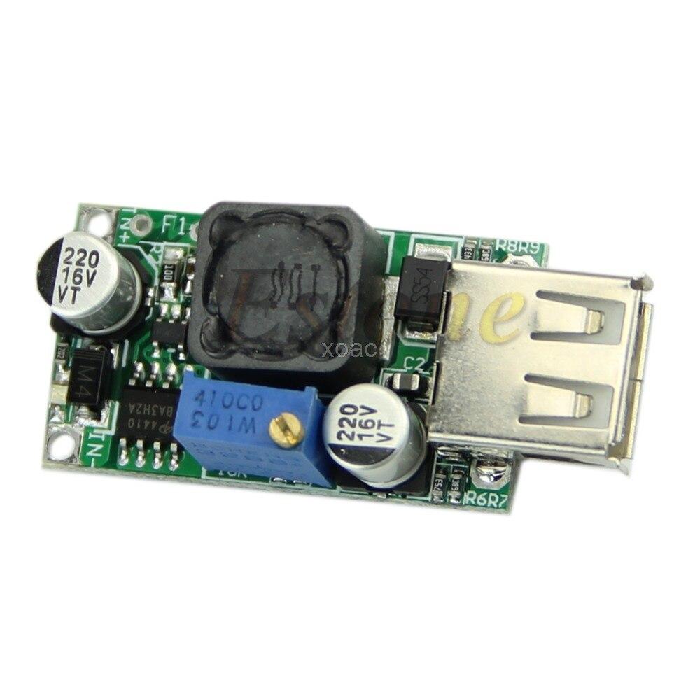 Convertidor de aumento de DC-DC 3V hasta 5V a 9V 2A Módulo de aumento de voltaje de salida USB M13 dropship