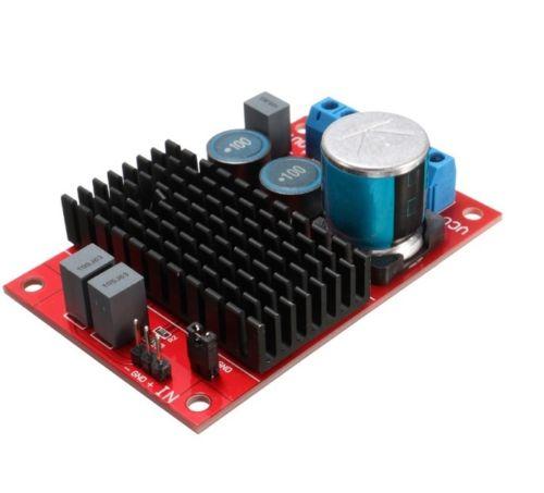 1PCS DC 12V-24V TPA3116 Mono Channel Digital Power Audio Amplifier Board BTL Out