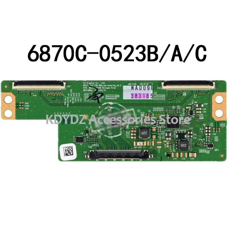 Envío Gratis buena prueba T-CON Junta 6870C-0532B 6870C-0532A 6870C-0532C V15 FHD DRD 43E390E