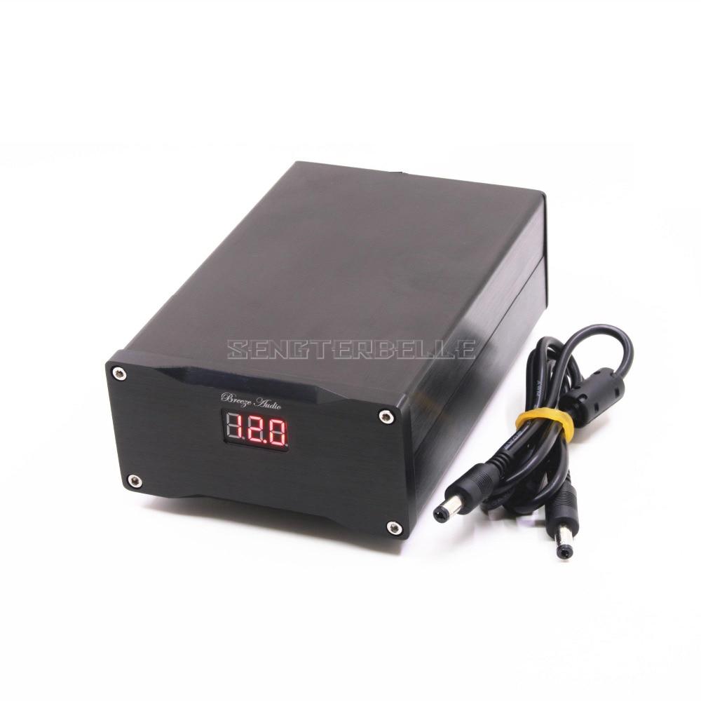 25W SUPER 3.5A Dual Output Low Noise DC Linear Regulated Power Supply Output: DC5V 9V 12V 24V, etc. TALEMA transformer