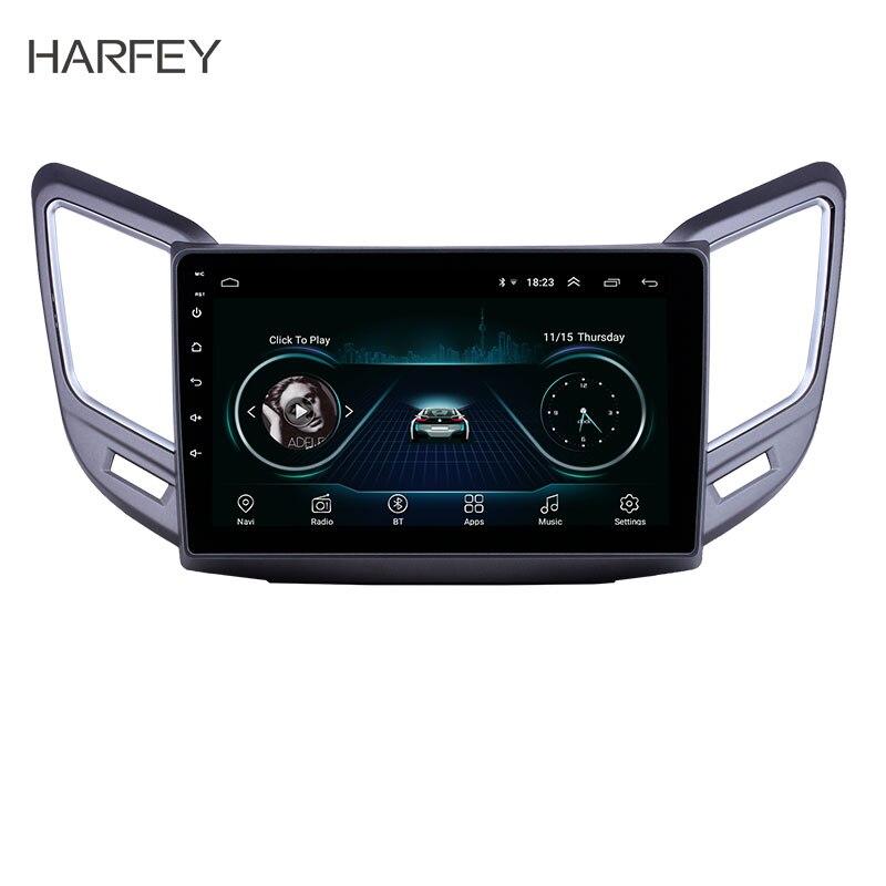 Harfey 9 pulgadas Android 8,1 GPS para coche Radio para Changan CS15 2016-2019 con Bluetooth WiFi pantalla táctil HD apoyo Carplay DVR OBD