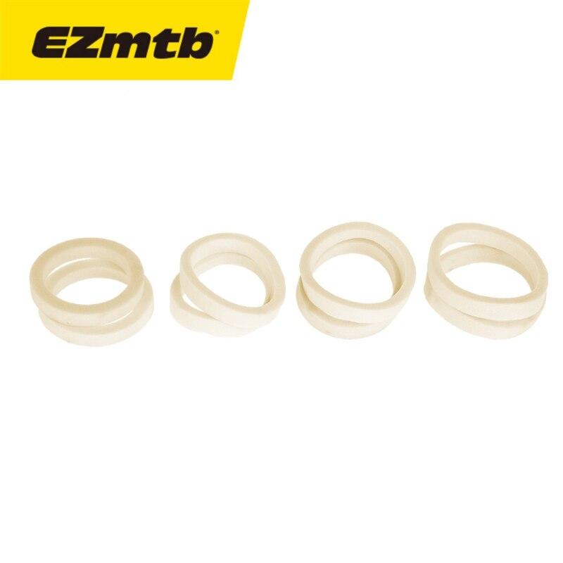 2 uds EZmtb, anillo de esponja para bicicleta, espuma sellada con aceite, horquilla frontal para bicicleta Fox Rockshox Manitou