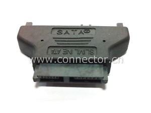 10pcs/lot Cablecc SA-015 Odd Slimline 7 6 13P to 22P 7 15 SATA Convertor Adapter