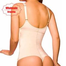 Ningmi látex shaper bodysuit mulher pós-parto firme controle tangas corpo inteiro briefer shapewear modelo stap cintura formadores g-string