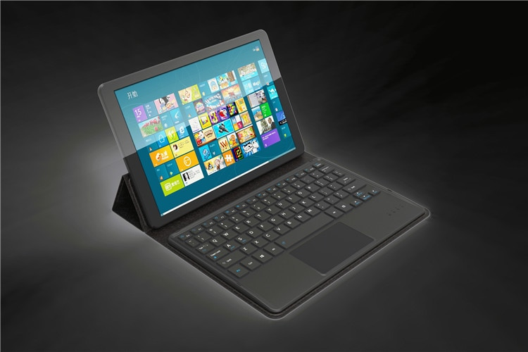 Review Keyboard Case Cover with Touch panel for chuwi vi 10 3g Tablet for chuwi vi 10 3g case keyboard for chuwi vi 10 keyboard
