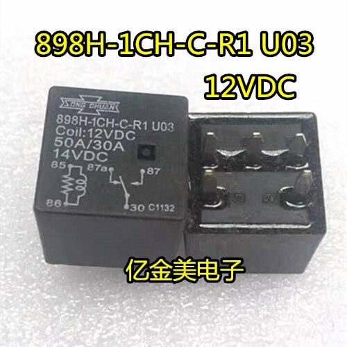 898H-1CH-C-R1 U03 12VDC de 898H-1CH-C-R1-U03-12VDC
