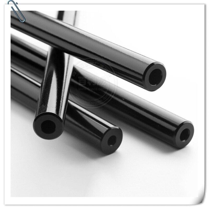 Tubos de carbono de 10mm tubo de acero de 1-1/4 pulgadas diámetro exterior 42mm grosor de la pared forma 2mm