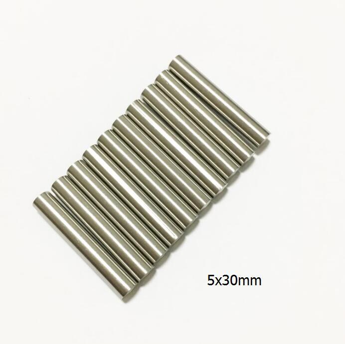 100 قطعة DS18B20 درجة الحرارة الاستشعار PT100 NTC حزمة الفولاذ المقاوم للصدأ غلاف 5*30 مللي متر