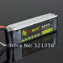 Lion Li-PO 11.1V 2800Mah 35C high capacity lithium polymer battery for rc heli cars truck R/C model toy and T-REX 450 SE V2 PRO