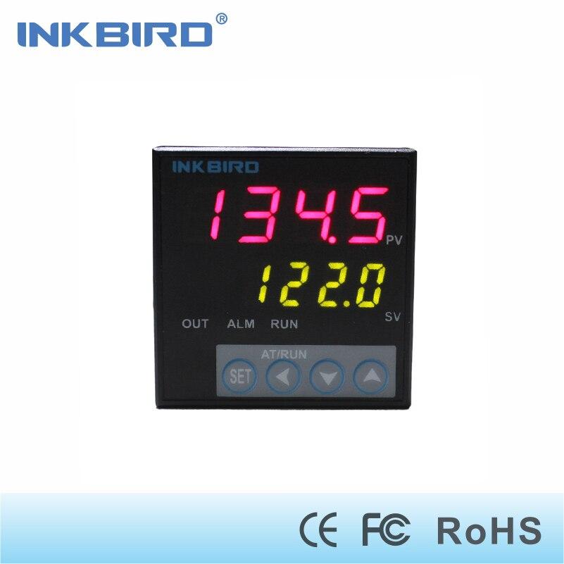 Inkbird ITC-106VH PID درجة الحرارة ترموستات تحكم ، فهرنهايت و مئوية ، 100ACV - 240ACV ل سو بنصيحة ، المنزل تختمر ،