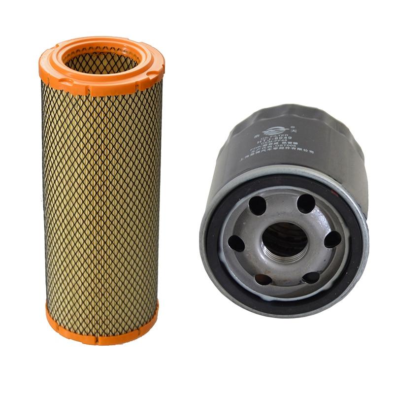 Auto Motor filtro de aire filtro de aceite para GMC SAVANA 6.0L 2006 2007-YUKON K2UG 5.3L 6.2L 2014 de 2015 a 2016 2017-A3097C 89017524