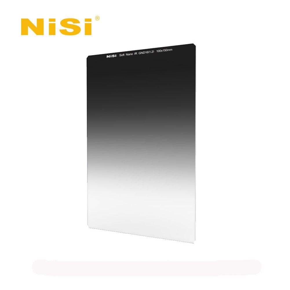 NISI 100mm NANO IR GND 4 8 16 32 suave graduado densidad neutra ND 0,6 0,9 1,2 1,5 inserto 100x150mm Filtro de vidrio óptico
