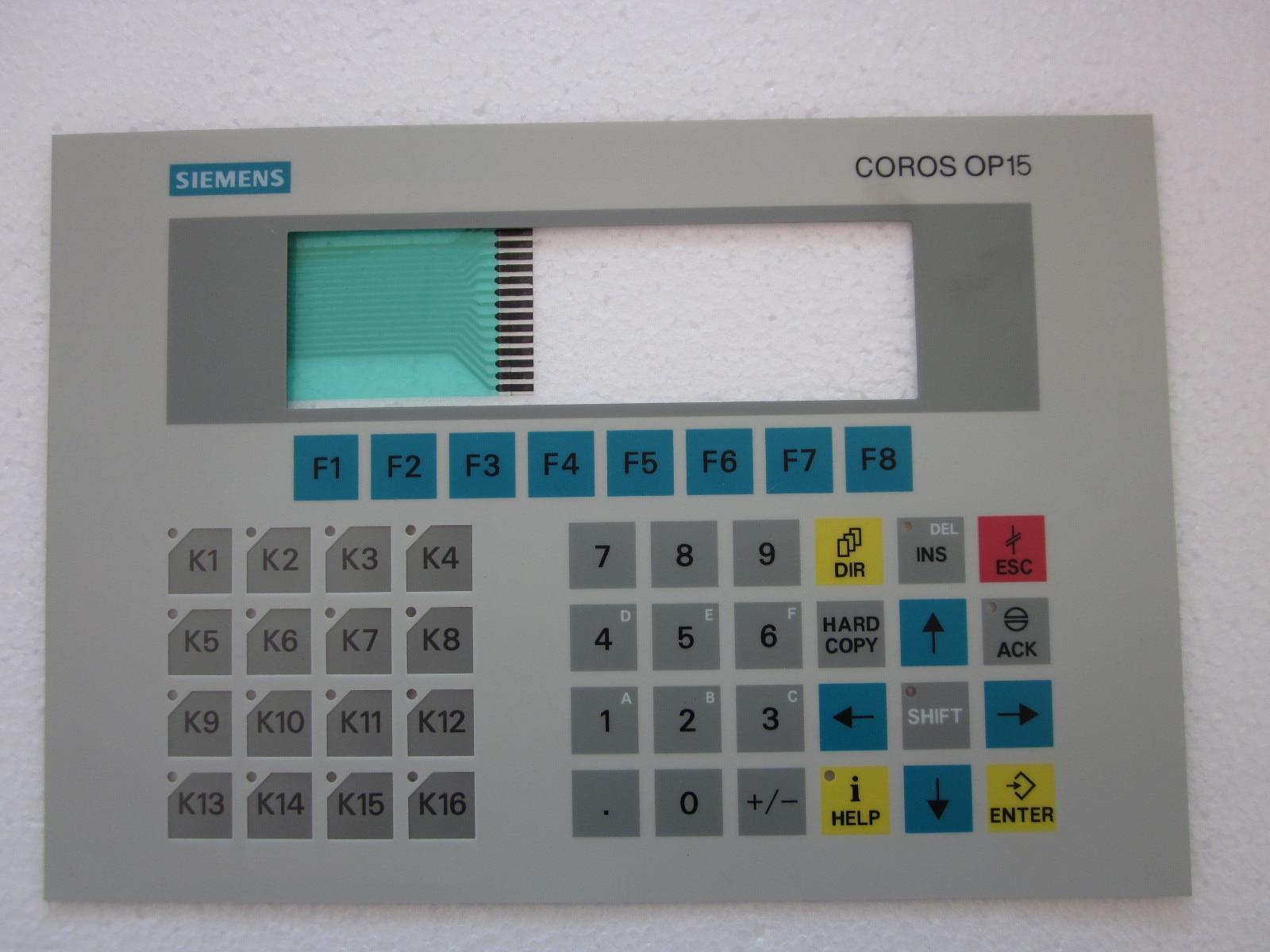 6FC5203-0AF05-0AB0 لوحة مفاتيح غشائية ل HMI لوحة إصلاح ~ تفعل ذلك بنفسك ، جديد ويكون في الأسهم