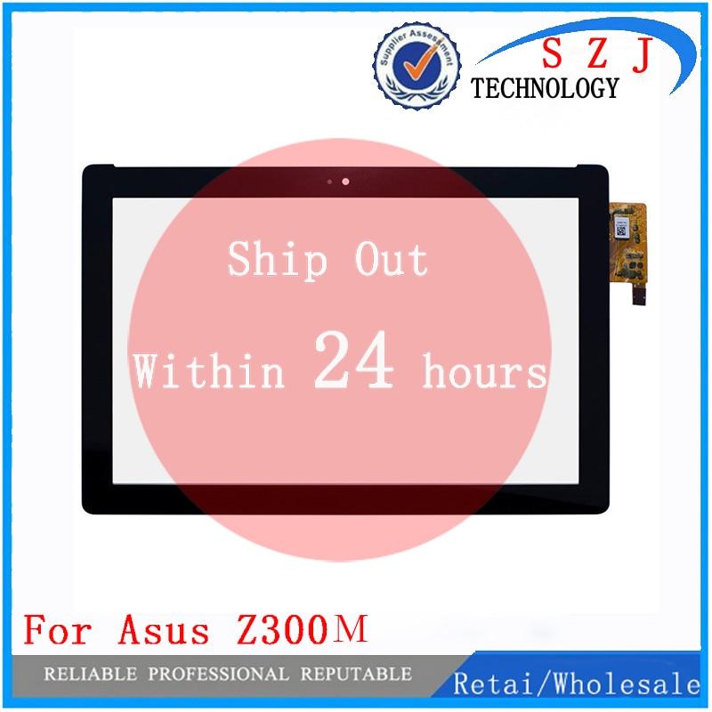 New 10.1 polegada tablet Para Asus zenpad 10 Z300 Z300M P00C Repartment Digitador Touch Panel Tela cabo de fita Amarela