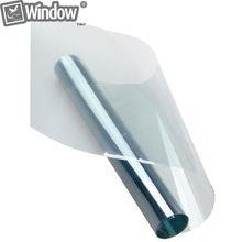 80%VLT Automible Window Film Nano Ceramic Solar Tint Car Front Windshield  UV Proof Tint Film High Heat Rejection Tint 0.5m wide