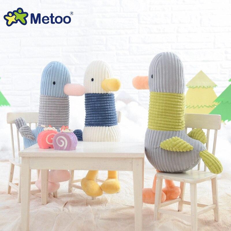 Conejo nuevo lindo bebé niñas de dibujos animados pájaro muñecas niñas niños peluche blandito kawaii juguetes de los niños juguetes de peluche de bebé recién nacido muñecas de regalo