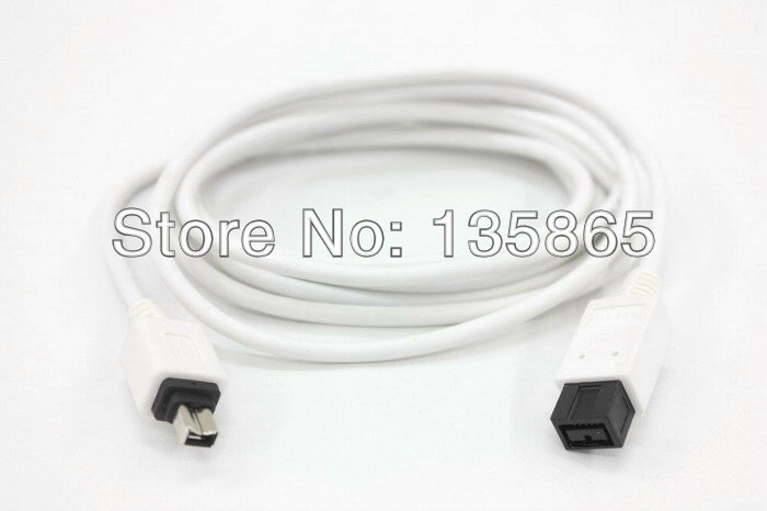 CABLE FireWire 800/400 ORIGINAL/genuino de F3N403-06-APL, Cable FireWire de 9 pines a...