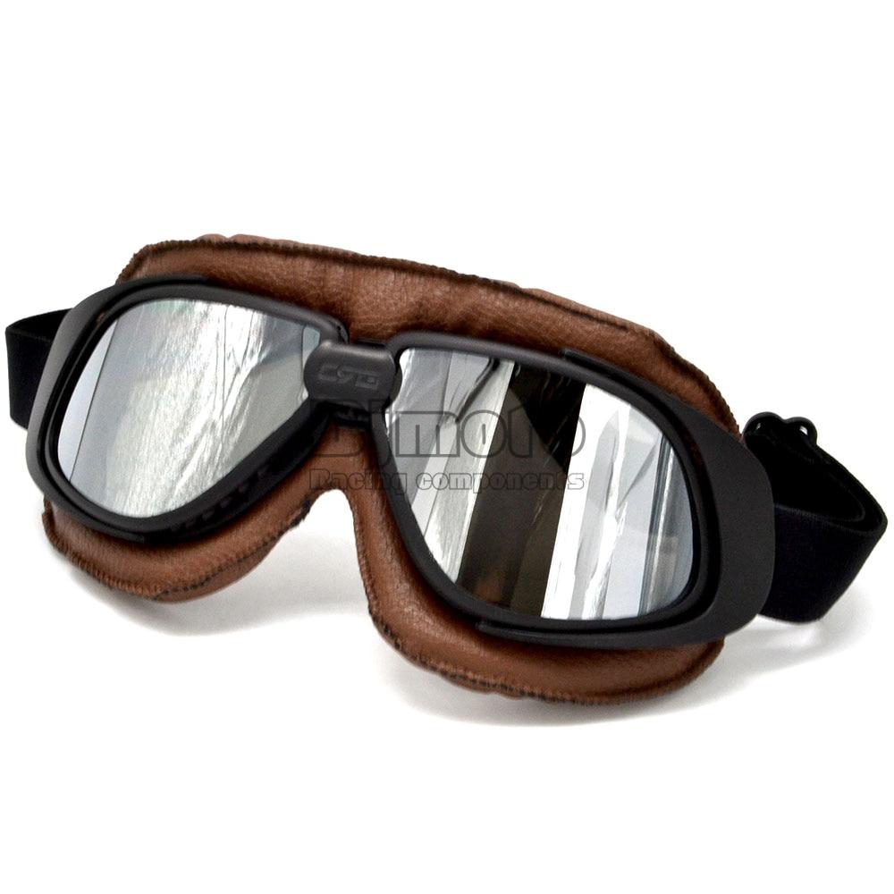 BJMOTO Hot Scooter Goggles Motorcycle Glasses Motocross Googles Motorbike Google Offroad Eyewear ATV