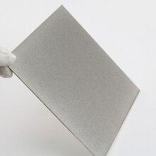 Sanying Cuisine couteau diamant pierre à aiguiser plaque 7.8
