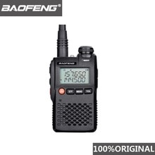 100% Original meilleur prix Baofeng UV-3R Mini talkie-walkie double bande VHF UHF Portable UV3R Radio bidirectionnelle jambon Hf émetteur-récepteur UV 3R