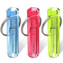 Porte-clés lumineux et lumineux Nite Tritium   Nouveau porte-clés, bâton lumineux, 10 ans