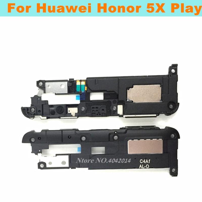 5 piezas MIXUEWEIQI altavoz módulo timbre zumbador Flex Cable cinta para Huawei Honor 5X Play KTW-TL00 AL10 piezas de repuesto