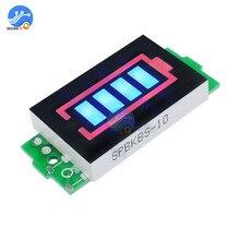 BMS 1S 2S 3S 4S 6S 7S 18650 li-po batterie au Lithium indicateur de capacité Module compteur niveau de puissance panneau daffichage accessoire de Charge