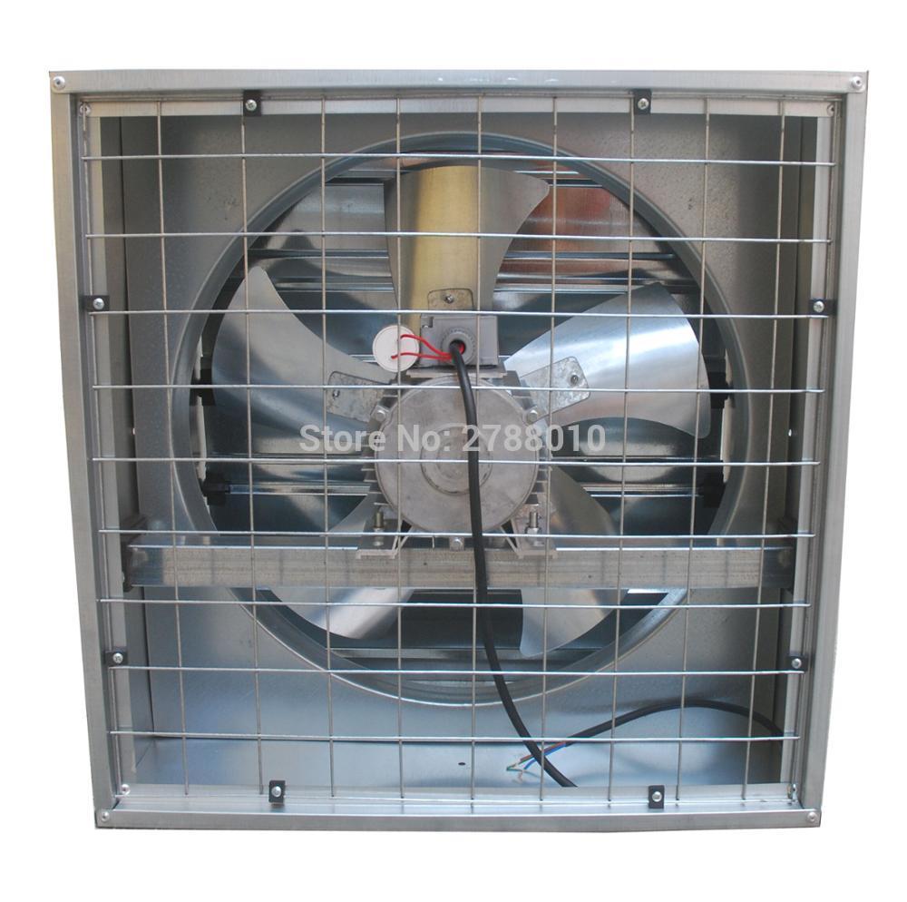 220 v industrial ventilador de exaustão 200 w extrator de ar agrícola 220 v/380 v cobre fio motor ventilador de ar alimentação ventilação FB-380