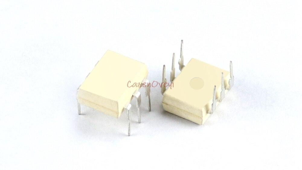 10 unids/lote MOC3021 EL3021 K3021P 3021 DIP-6 en Stock