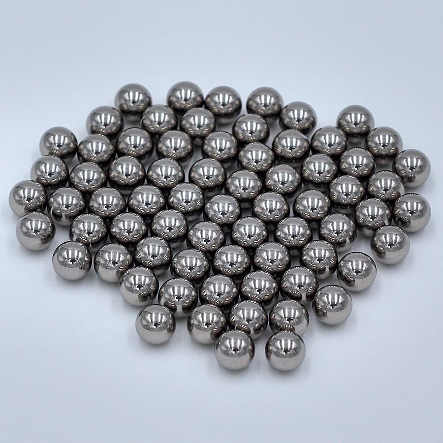 Boule de roulement à billes en acier inoxydable   8mm 100 pièces AISI 316 G100
