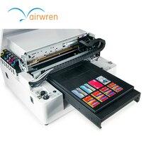 Mode nouveau produit coque de téléphone Machine dimpression imprimante Uv AR-LED Mini4 jet dencre