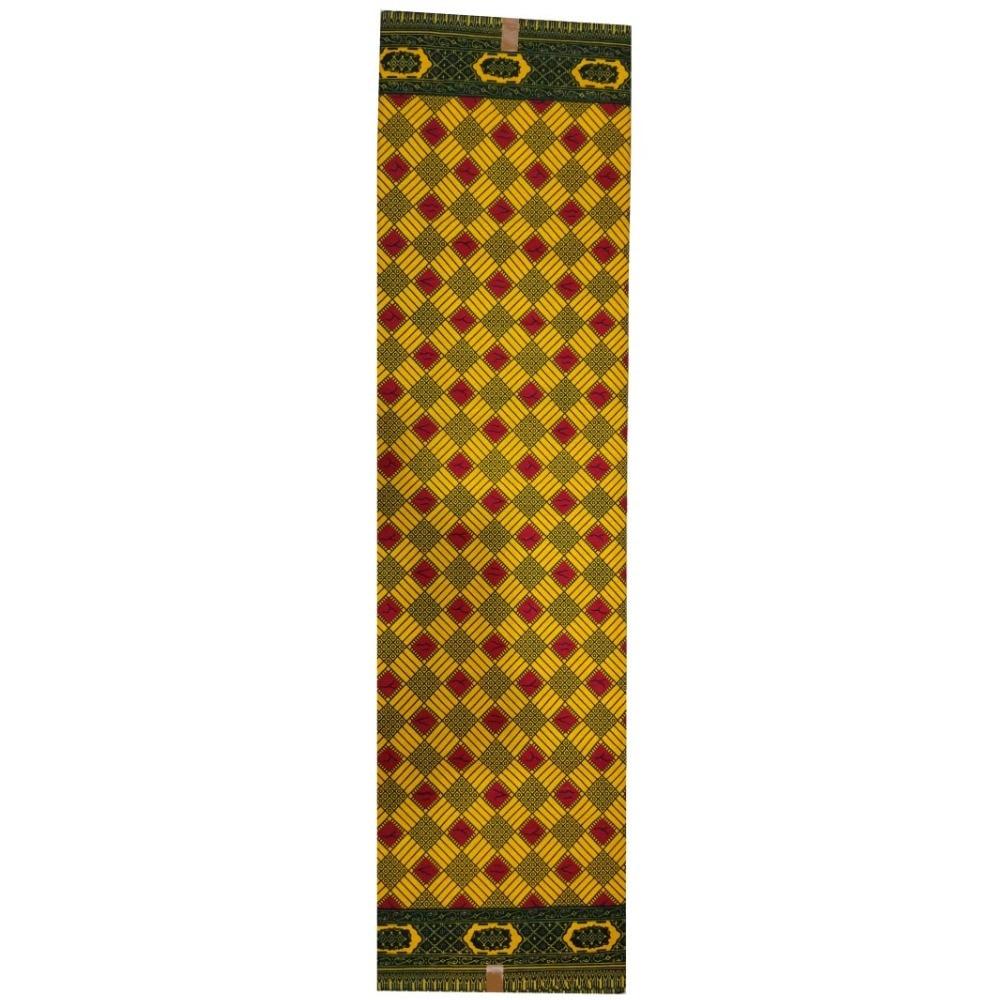 6 yardas tela africana 100% algodón África Impresión de cera s tela cera algodón Ankara Impresión de cera Pagne Africana tela de cera