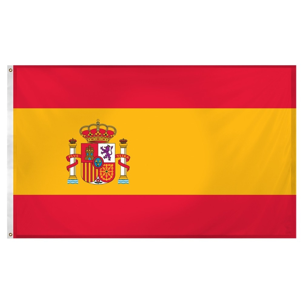 Johnin 90x150cm ESP ES español bandera de España