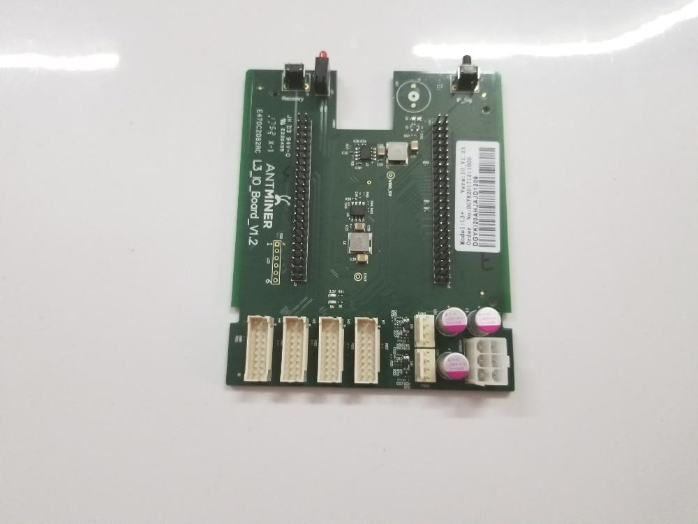 ANTMINER L3 + IO board e placa BB Substituir A Parte Ruim De L3 + Placa de Controle De Bitmain Antminer
