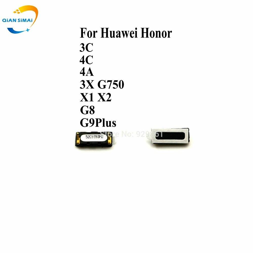 Динамик для наушников Huawei Honor 3C 4C 4A 3X G750 X1 X2 G8 G7plus 4 5 G9Plus мобильный телефон, 1 шт.