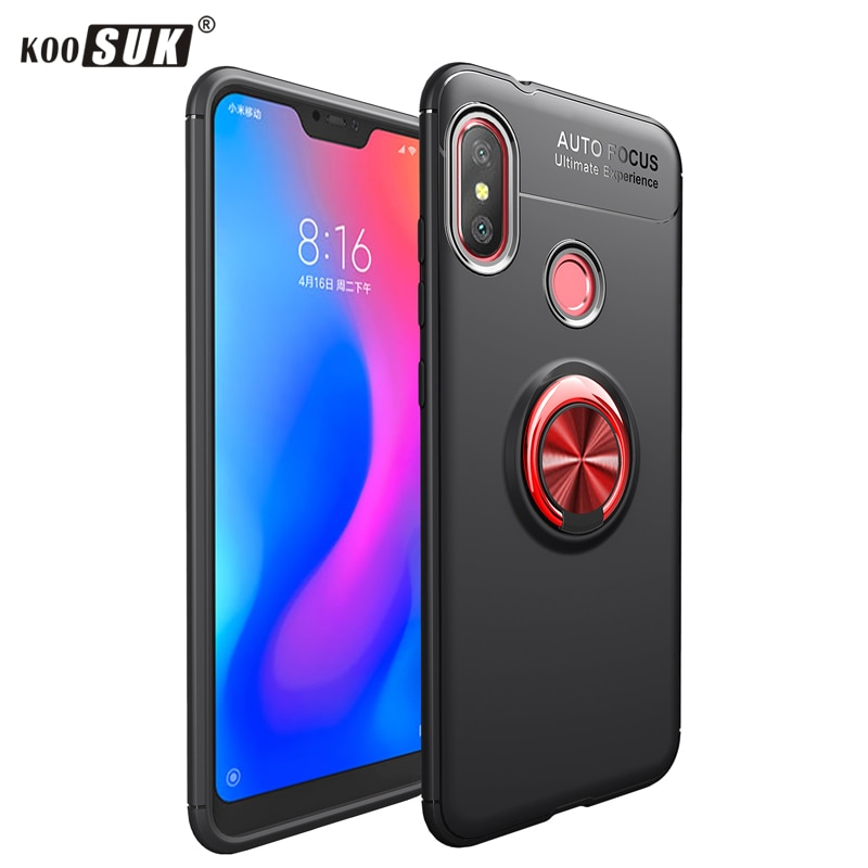 Funda para Xiaomi Mi A2 Lite, funda para Mi A1 5X Mia2 de silicona blanda de TPU, funda Ultra delgada funda de teléfono para Xiaomi Mi 6X A2 Lite