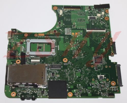 Para hp Compaq portátil de 510 de 610 placa base de computadora portátil 538409-001 6050A2256501 ddr2 envío gratis 100% prueba ok