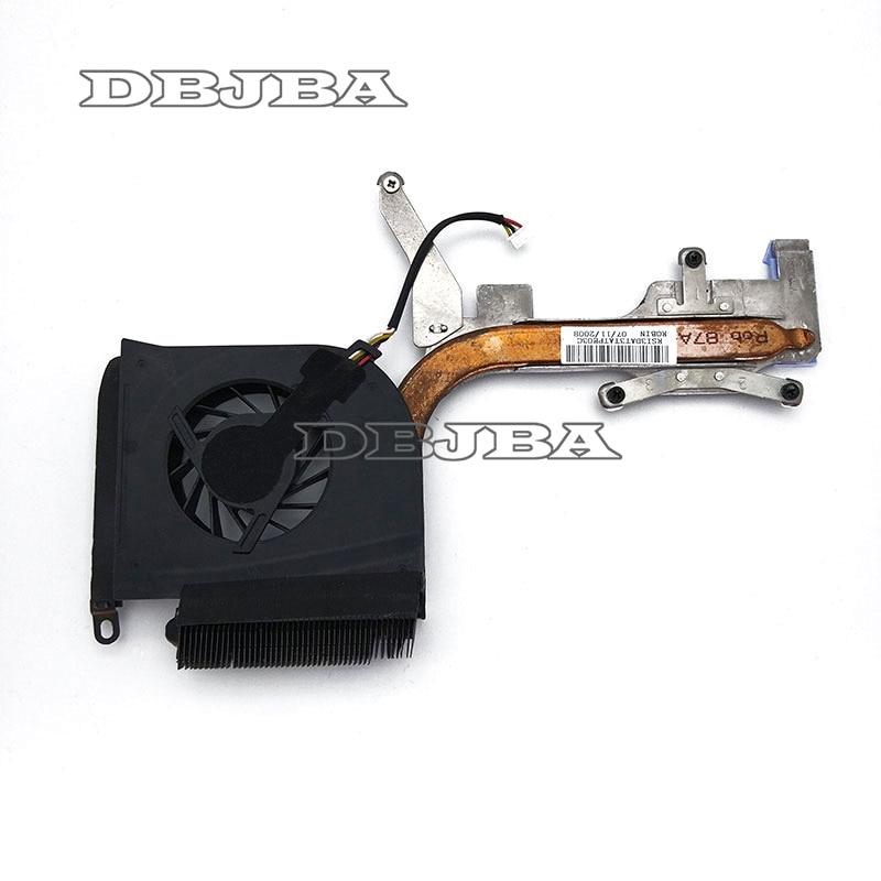 Ventilador CPU Para HP Pavilion DV6000 DV6500 DV6700 DV6150US DV6433cl DV6305US DV6664es Intel Cooling Fan & Dissipador de Calor 434985-001